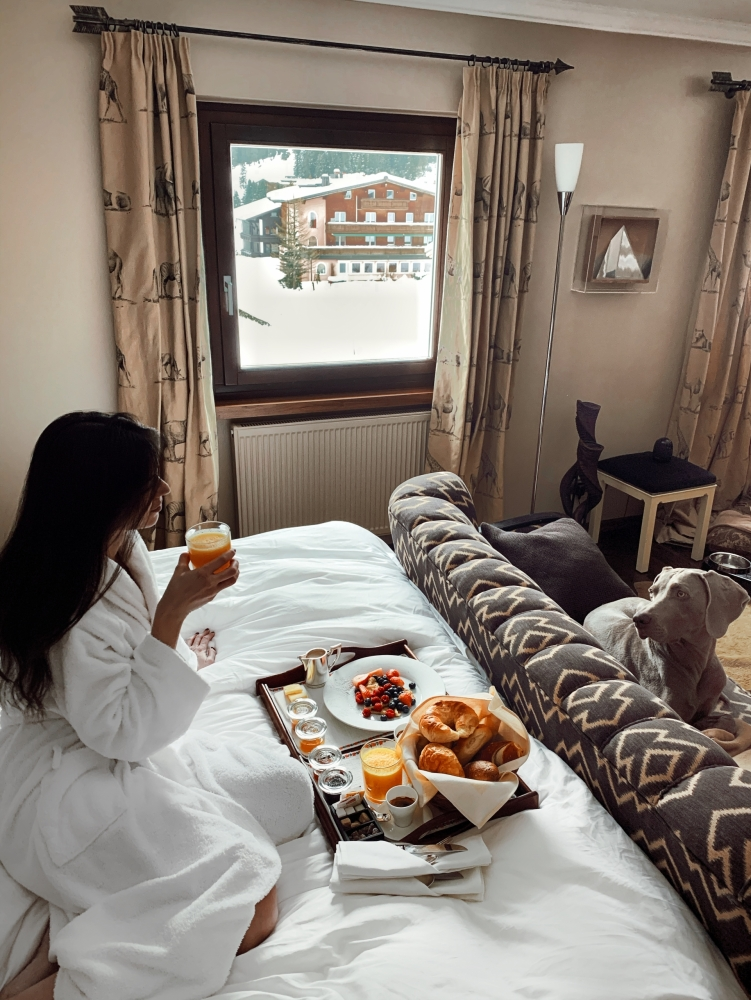 where to spend your luxury holidays in Austria - KRISTIANIA LECH