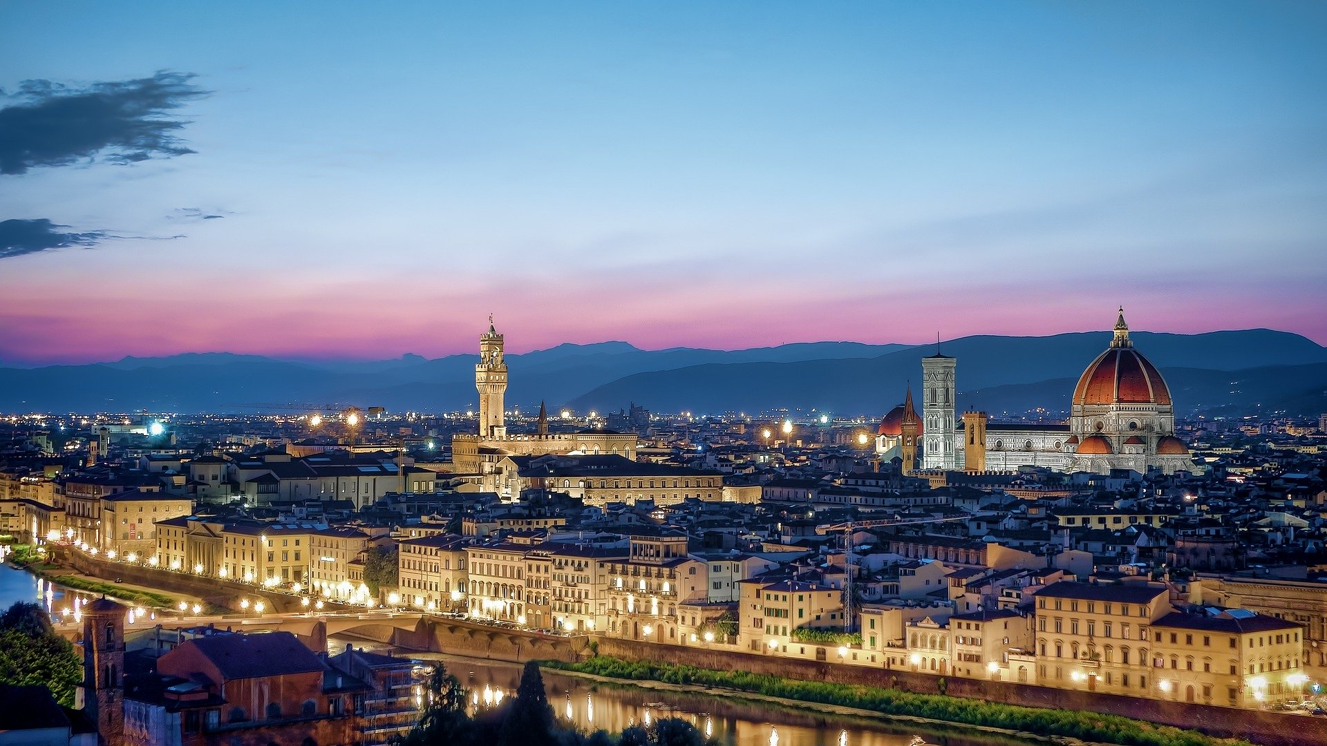 We love Italy! The 5 best cities to visit in 2020!
