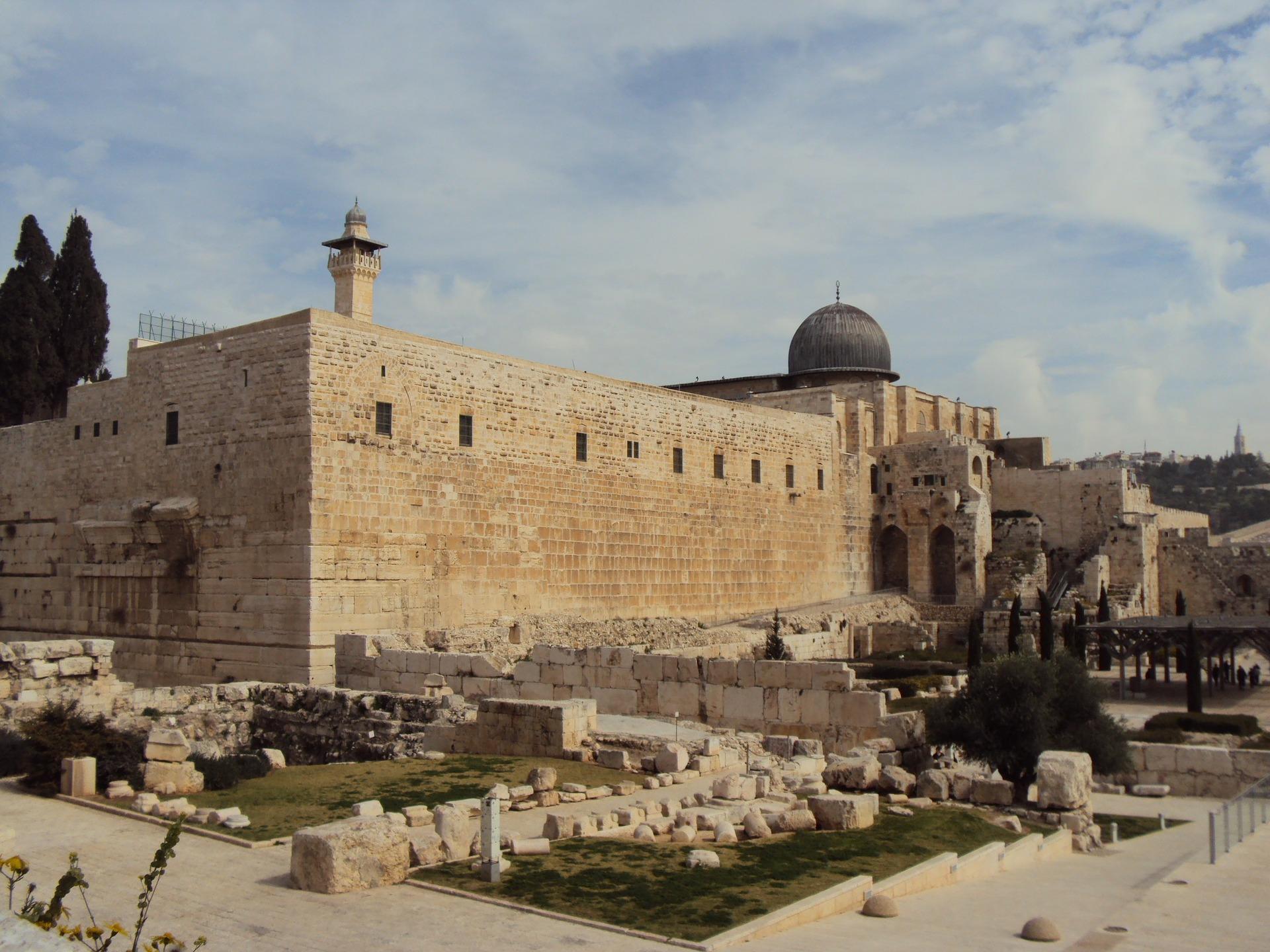 Visit Jerusalem, the Old City Story