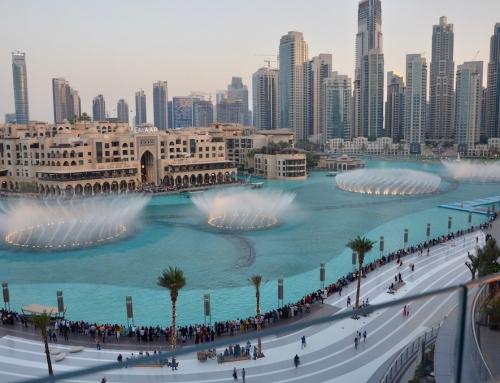 DUBAI EXPO 2020 – THE BEST 5 FOUNTAIN VIEW RESTAURANTS IN THE DUBAI MALL