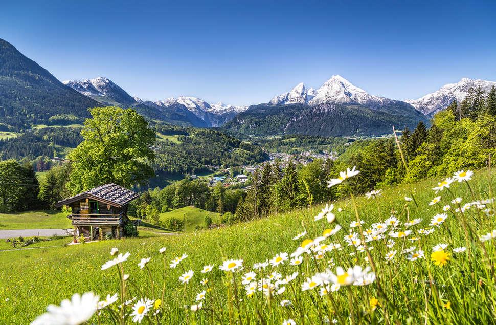 Black Platinum Gold - Most landscape in Europe
