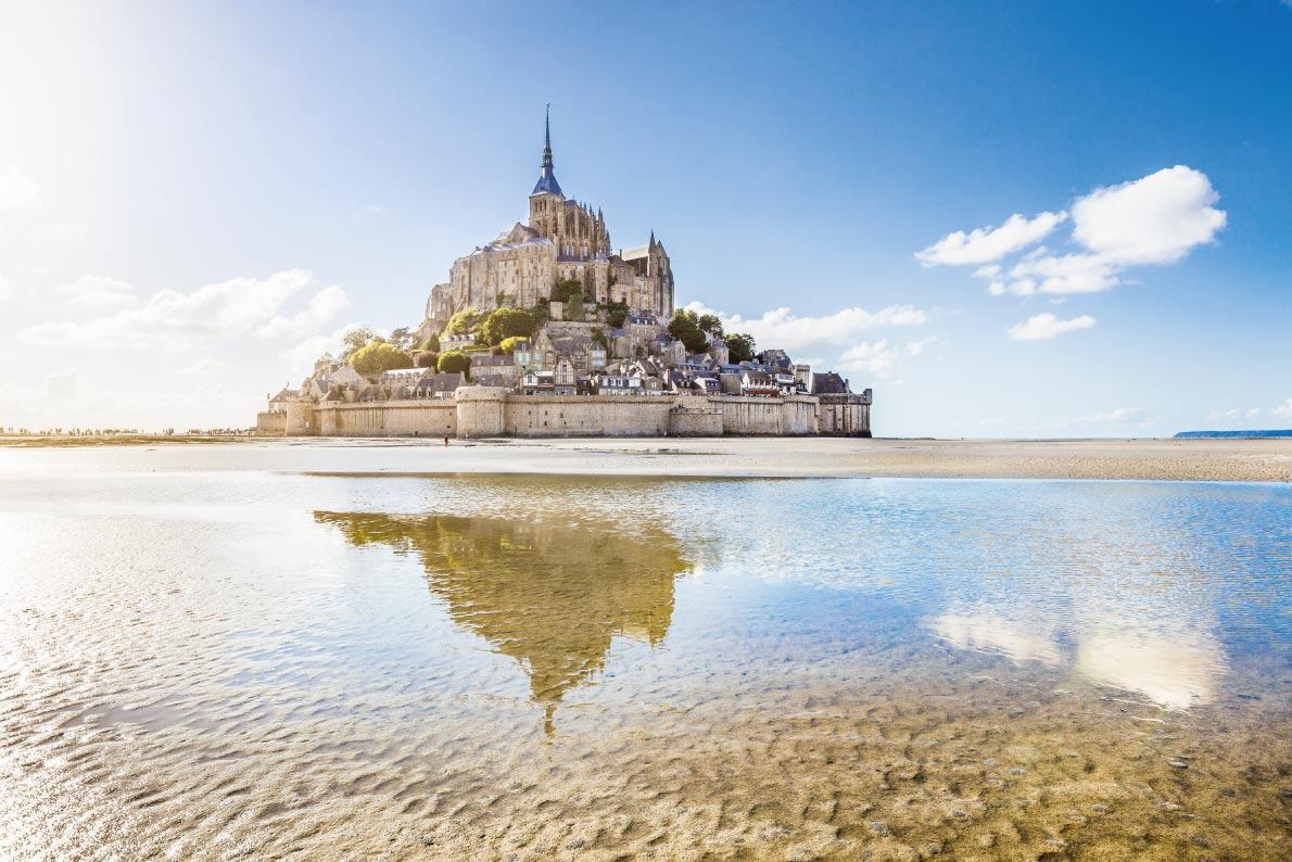 Most 10 landscapes in Europe - Black Platinum Gold