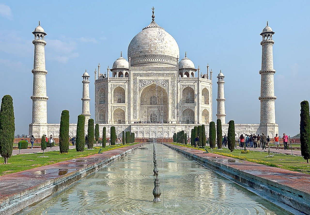 Taj Mahal, India - HOW TO EXPLORE THE WORLD DURING LOCKDOWN: TOP 10 VIRTUAL TOURS