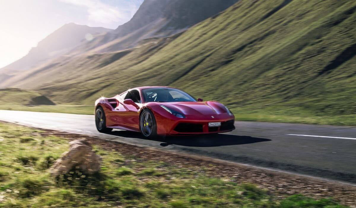 For Thrill Seekers: Luxury Supercar Driving Experience by Ultimate Driving Tours