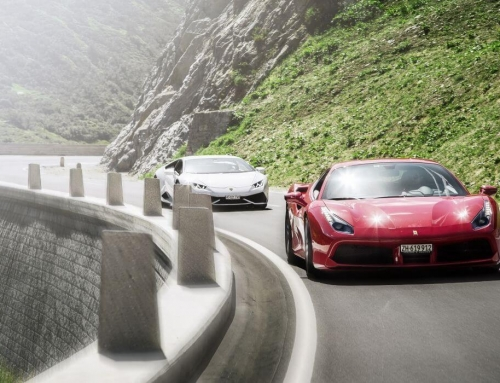 For Thrill Seekers: Luxury Supercar Driving Experience by Ultimate Drives