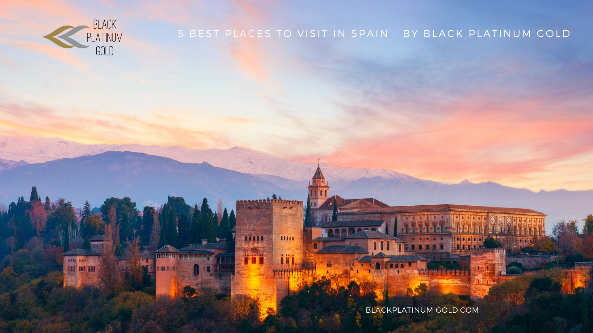 5 Best Places to visit in Rome - By Black Platinum Gold - black platinum gold