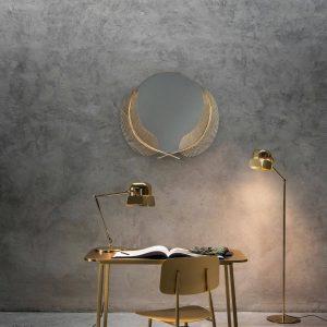 Sunset Mirror by Nika Zupanc for Ghidini 1961 - Luxury Italian Furniture