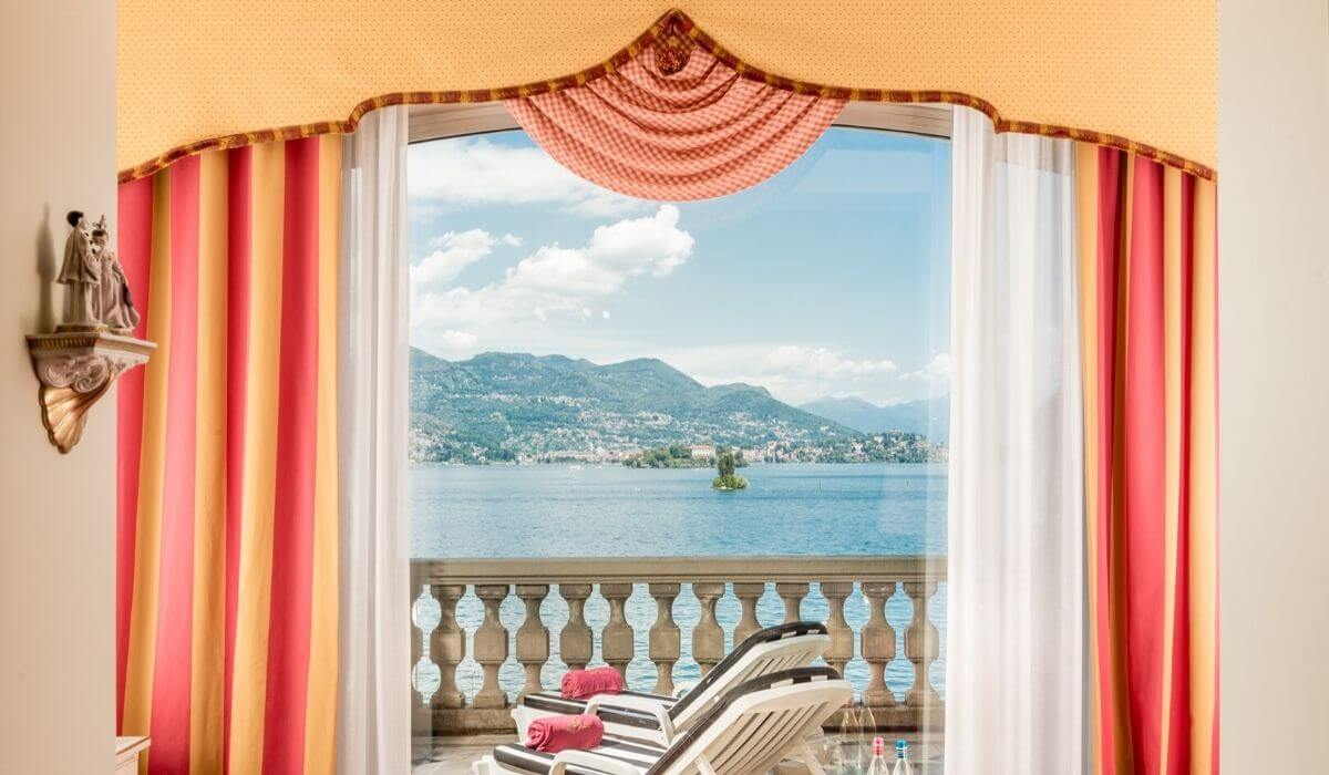 Villa & Palazzo Aminta – Unexpected Belle Époque Mansion on the Lake Maggiore, Italy