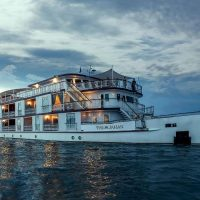 "Luxury Mekong River Cruise in Cambodia – 5 days – Heritage Line ""The Jahan"""