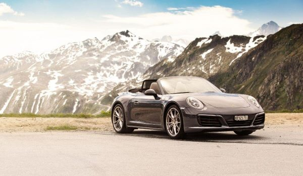 Luxury Supercar Driving Experience – 3 Night Swiss Alps with a Porsche 911