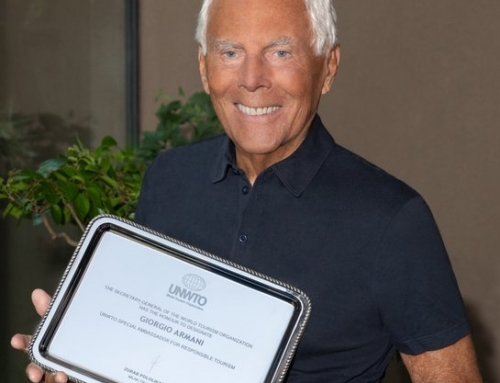 Giorgio Armani and Gino Sorbillo Named New Special Ambassadors for Tourism in Italy