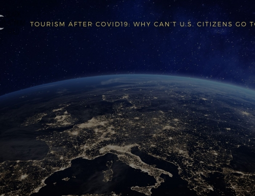 Tourism after COVID-19: why can't U.S. citizens go to Europe?