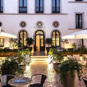 2 Nights at Palacio de Villapanés – 18th Century Palace in the Heart of Seville, Spain