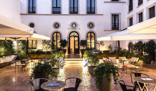 2 Nights at Palacio de Villapanés – 18th Century Palace in the Heart of Seville, Spain
