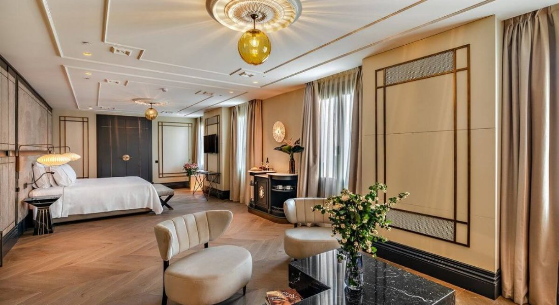 AUCTION NEWS – 2 Nights at CoolRooms Atocha Madrid, Spain – The Luxury of Being Cool