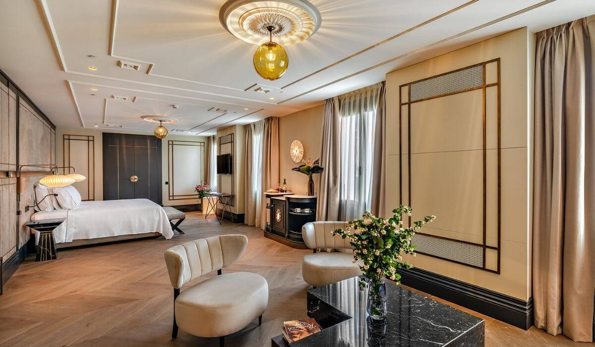 The 7 Most Extravagant Hotel Suites in the World