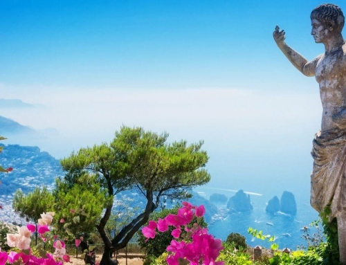 Why Capri Makes You Forget Everything – The Myth of Capri Hospitality