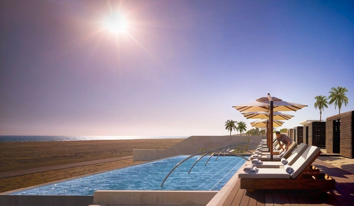 Nobu Hotel Los Cabos, Mexico – Architectural Elegance and Laid-Back Luxury