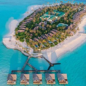 Fushifaru Maldives – 5 Nights in a Premium Pool Water Villa