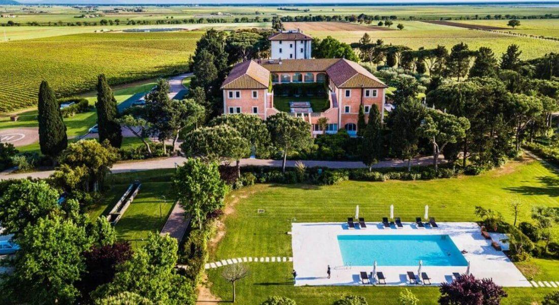AUCTION NEWS – Quintessentially Italian Lifestyle – 2 Nights at L'Andana Resort, Tuscany