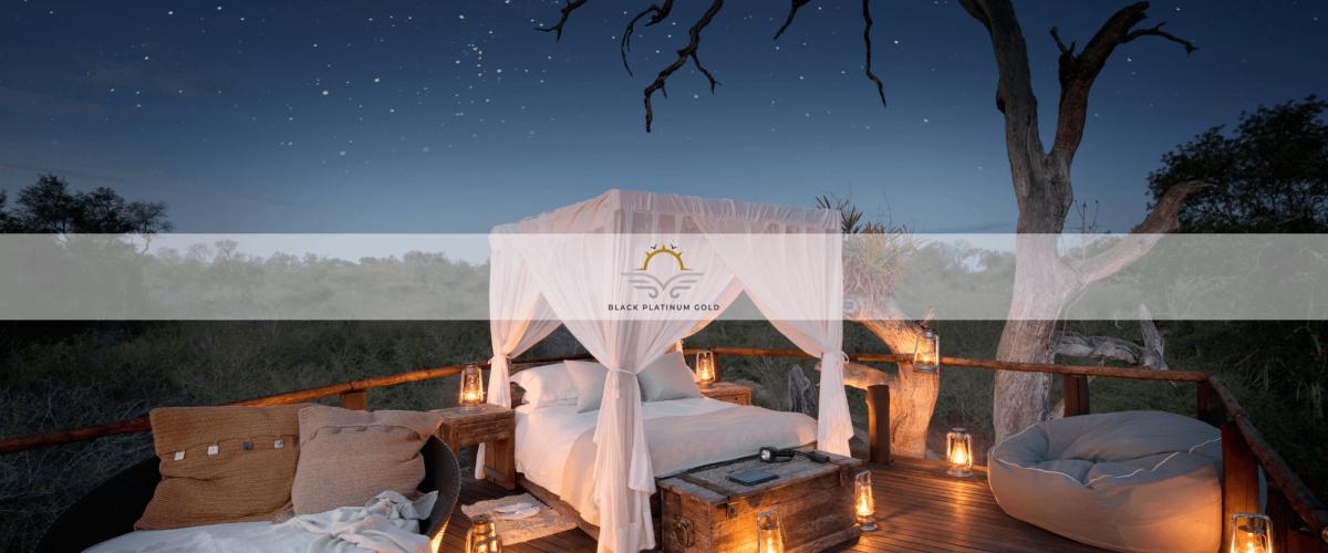 A Night Under the Stars – Sabi Sands, South Africa   Black Platinum Gold