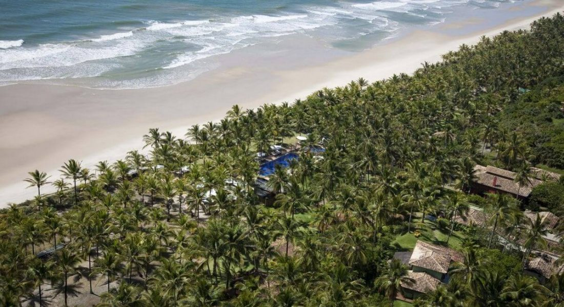 Txai Resort Itacaré – Bahia, Brazil