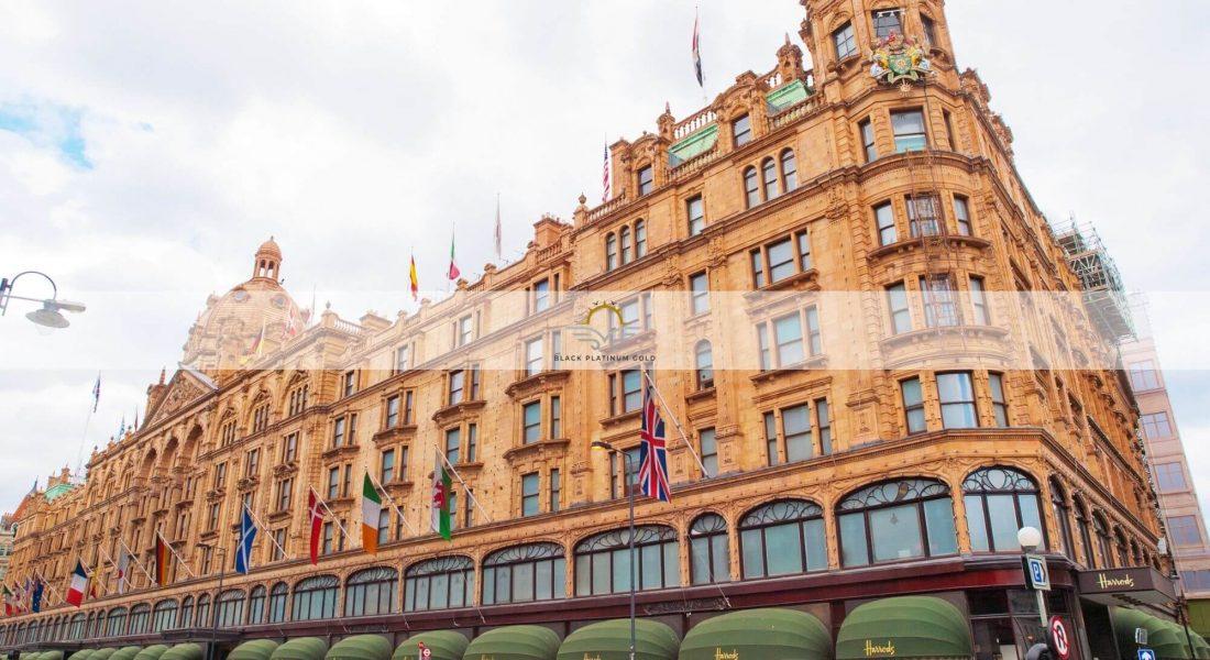 Harrods' 10 Secrets – Luxury Shopping in London