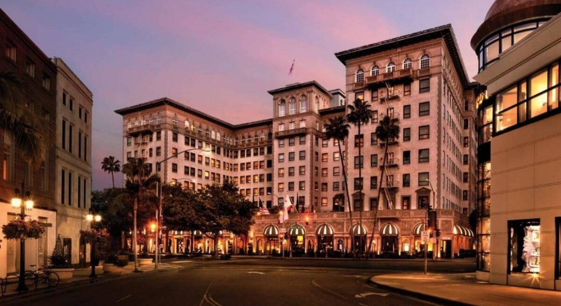 Beverly Wilshire, A Four Seasons Hotel – Los Angeles, California, USA