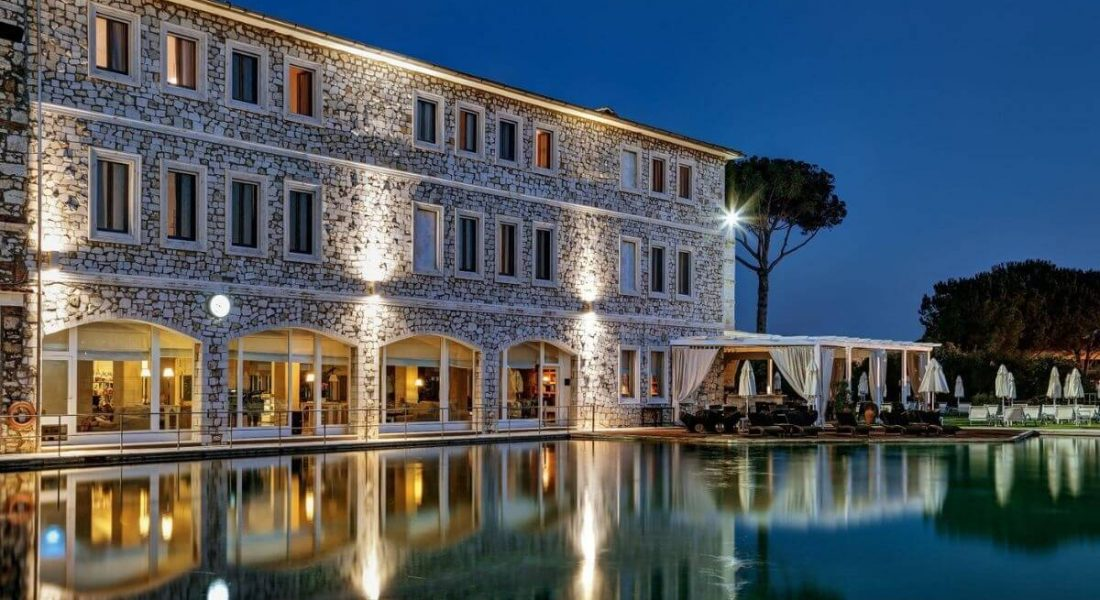 Terme di Saturnia Spa & Golf Resort – Tuscany, Italy