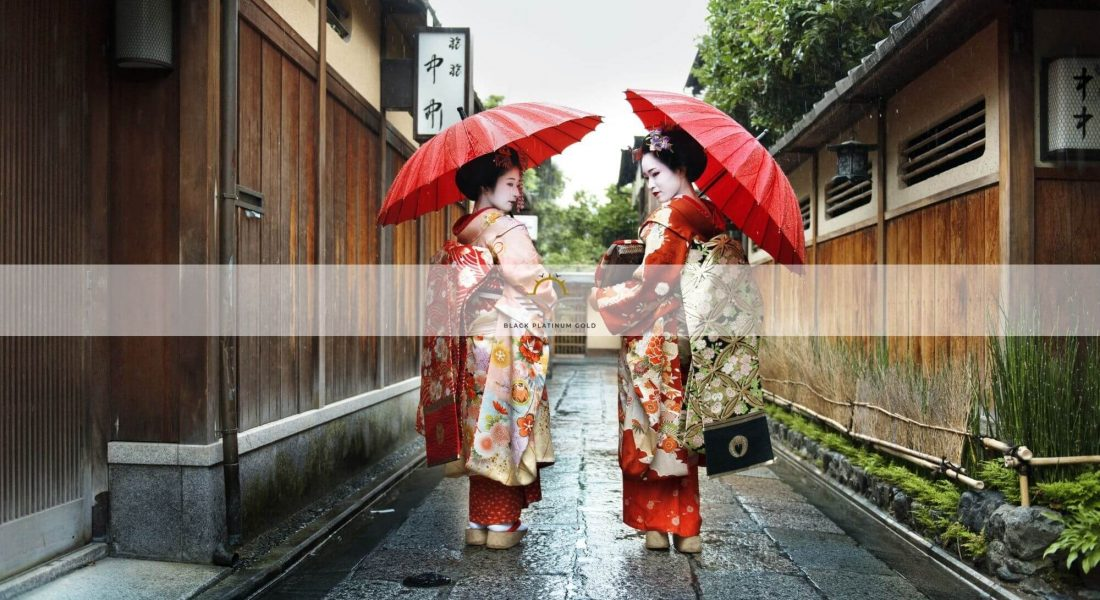 Ozashiki Asobi, the World of Geiko and Maiko – Kyoto, Japan