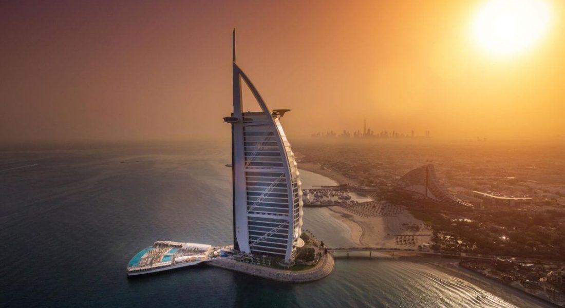 Burj Al Arab – Dubai, UAE