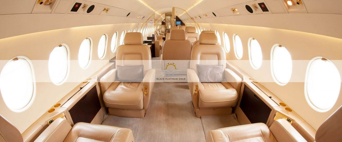 World-Class Hotels Offering Private Jet Experiences   Black Platinum Gold