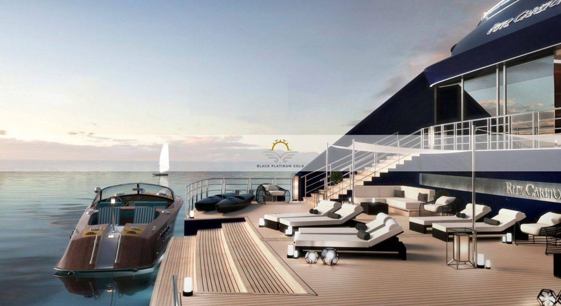 The Ritz-Carlton Offers Bespoke Yacht Experiences