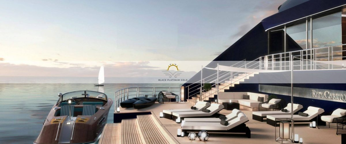 The Ritz-Carlton Offers Bespoke Yacht Experiences   Black Platinum Gold