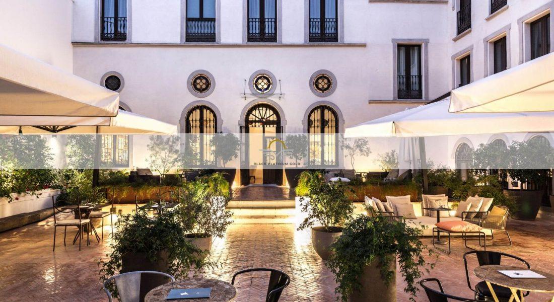 Palacio de Villapanés – 18th Century Palace in the Heart of Seville, Spain