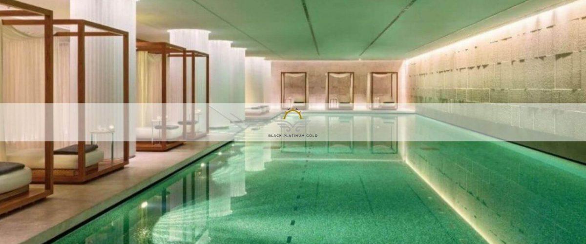Bulgari Hotel London – United Kingdom   Black Platinum Gold