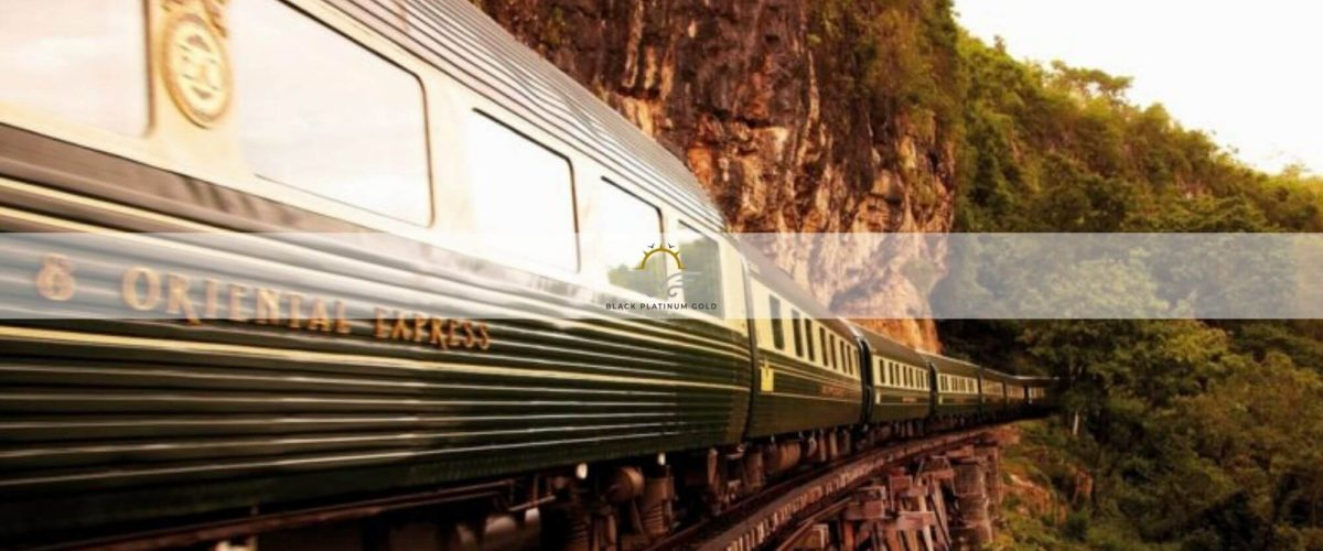 Discover the Eastern & Oriental Express with Belmond | Black Platinum Gold
