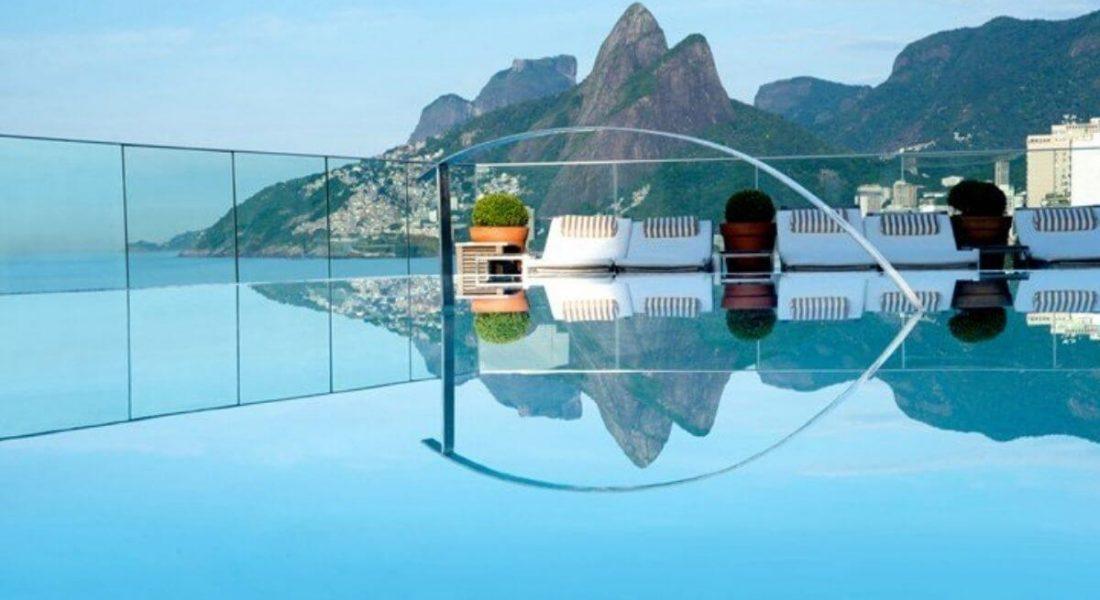Hotel Fasano – Rio de Janeiro, Brazil