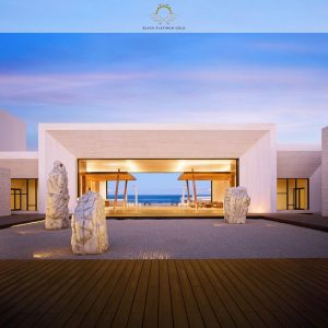 Nobu Hotel Los Cabos, Mexico – Architectural Elegance & Laid-Back Luxury | Black Platinum Gold