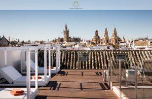 Palacio de Villapanés – 18th Century Palace in Seville, Spain | Black Platinum Gold