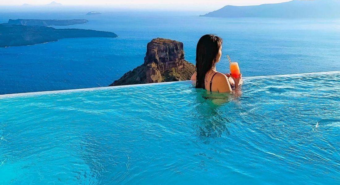 Kapari Natural Resort – Santorini, Greece