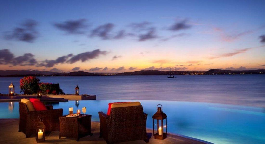 Jumby Bay Island – Antigua, Caribbean