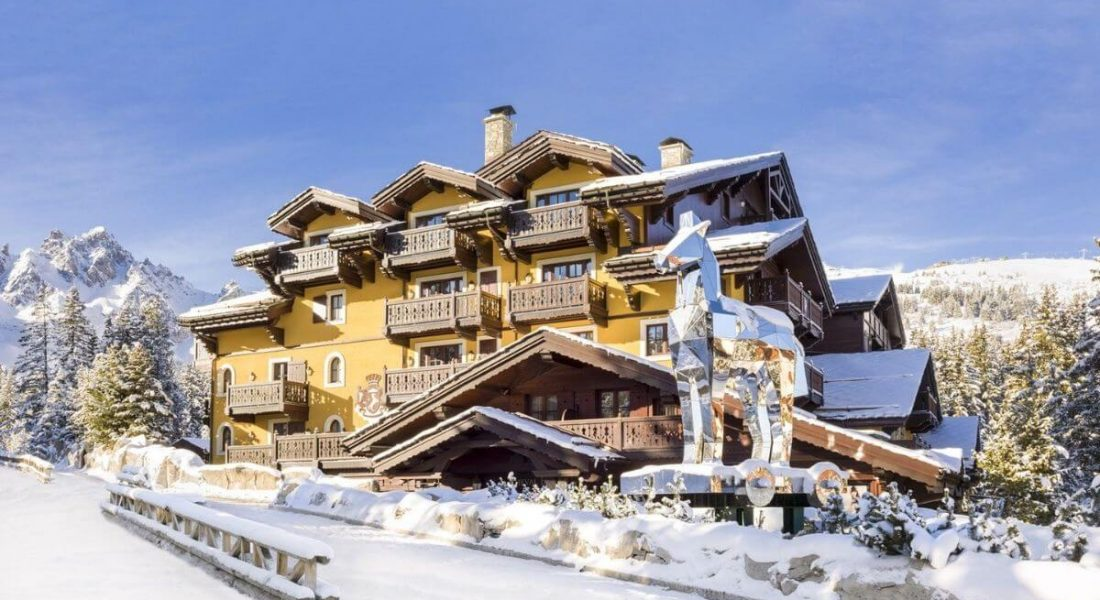 Cheval Blanc Courchevel – French Alps