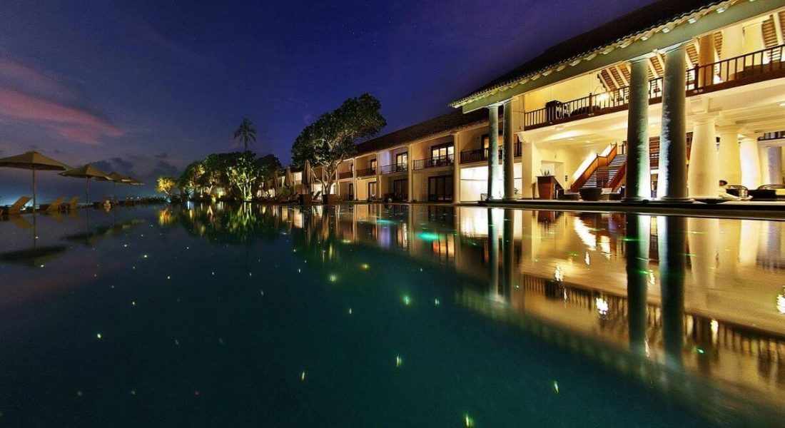 The Fortress Resort & Spa – Galle, Sri Lanka
