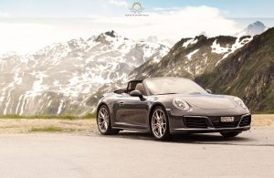 For Thrill Seekers: Luxury Supercar Driving Experience by Ultimate Drives | Black Platinum Gold