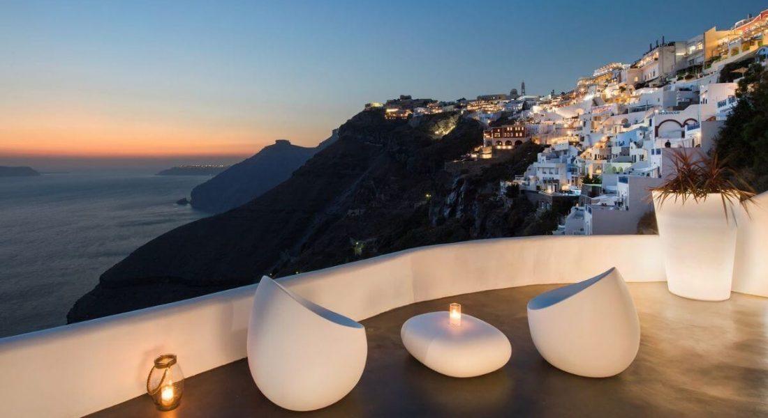 Exquisite Sanctuary in Santorini, Greece – Athina Luxury Suites