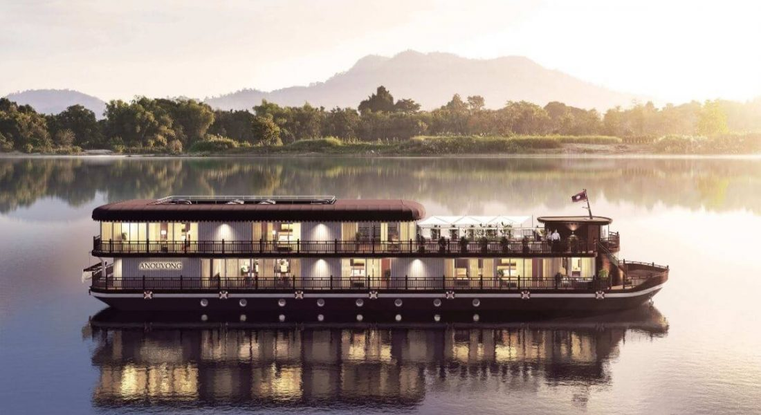 Heritage Line Anouvong – Luxury Mekong River Cruise in Laos