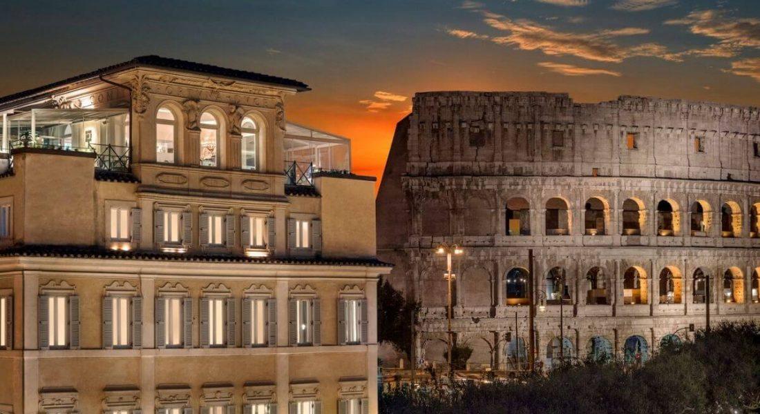 Palazzo Manfredi – Rome, Italy