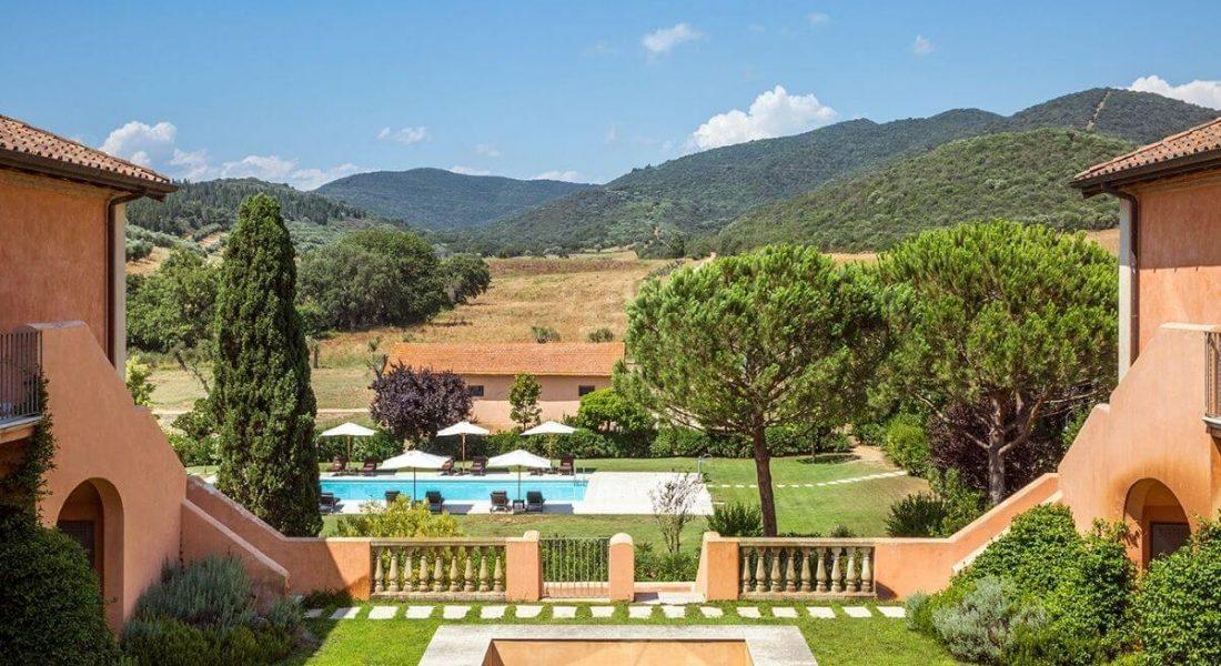 L'Andana Resort, Tuscany – Quintessentially Italian Lifestyle