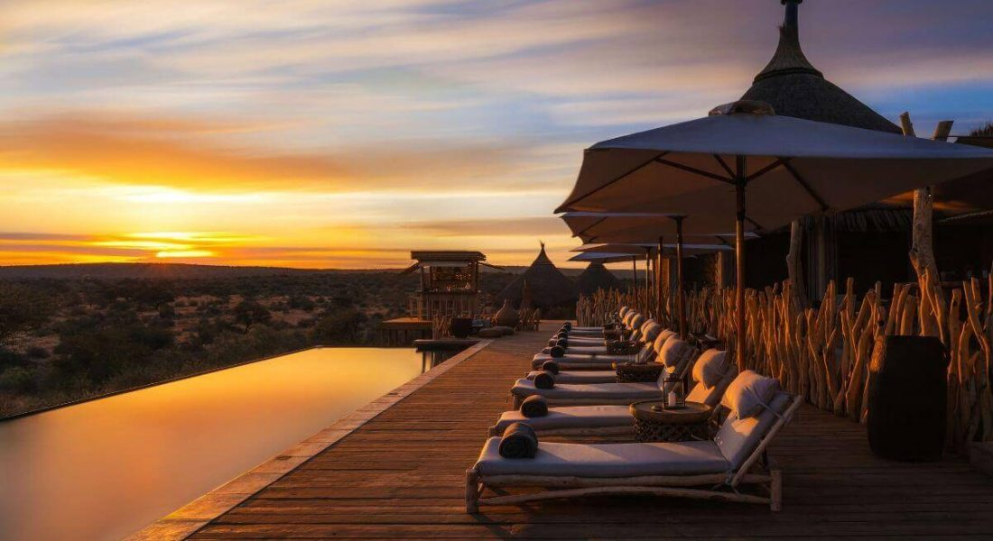 Luxurious Wild Retreat & Safari in Namibia: Zannier Hotels Omaanda